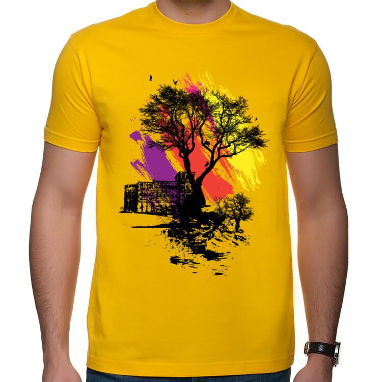 Koszulka męska Drzewo marzeń