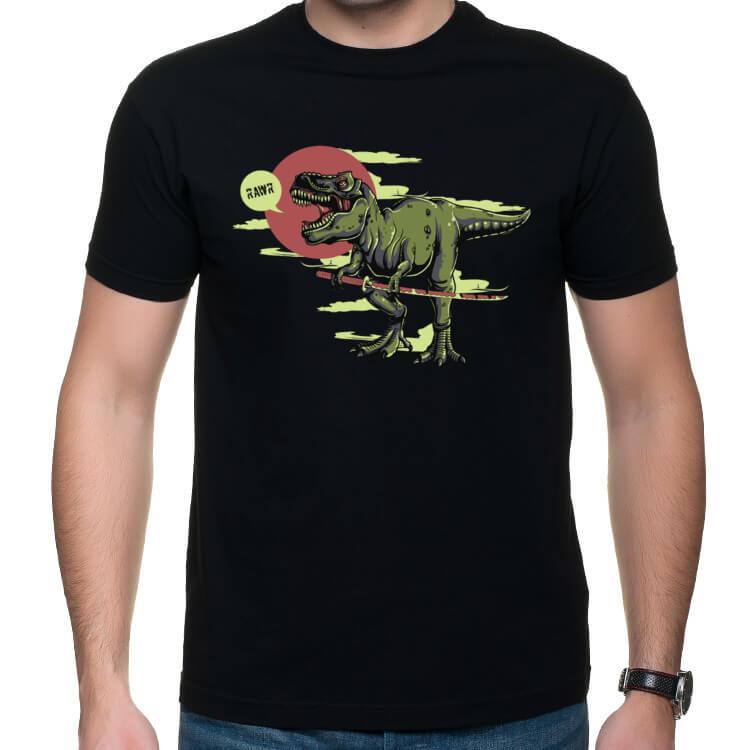 Koszulka z dinozaurem