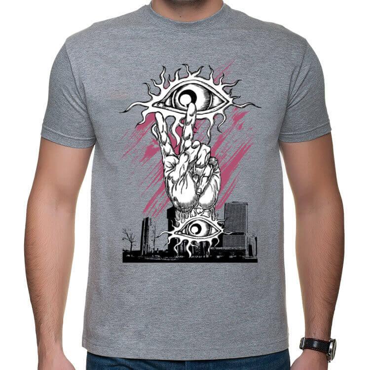Koszulka męska Illuminati