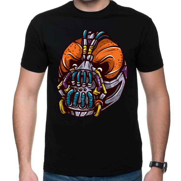 Koszulka męska Koleś w masce
