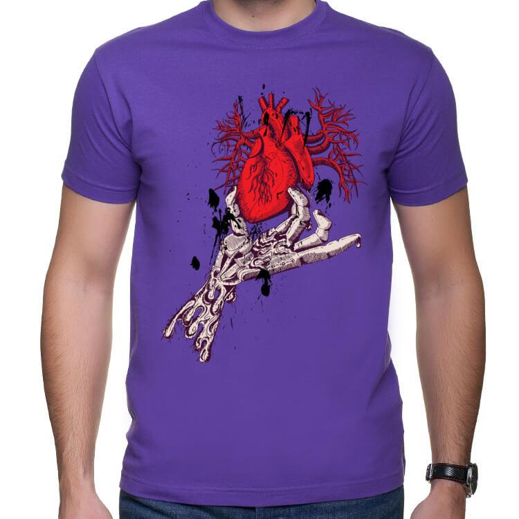 Koszulka męska Łaskotanie serca