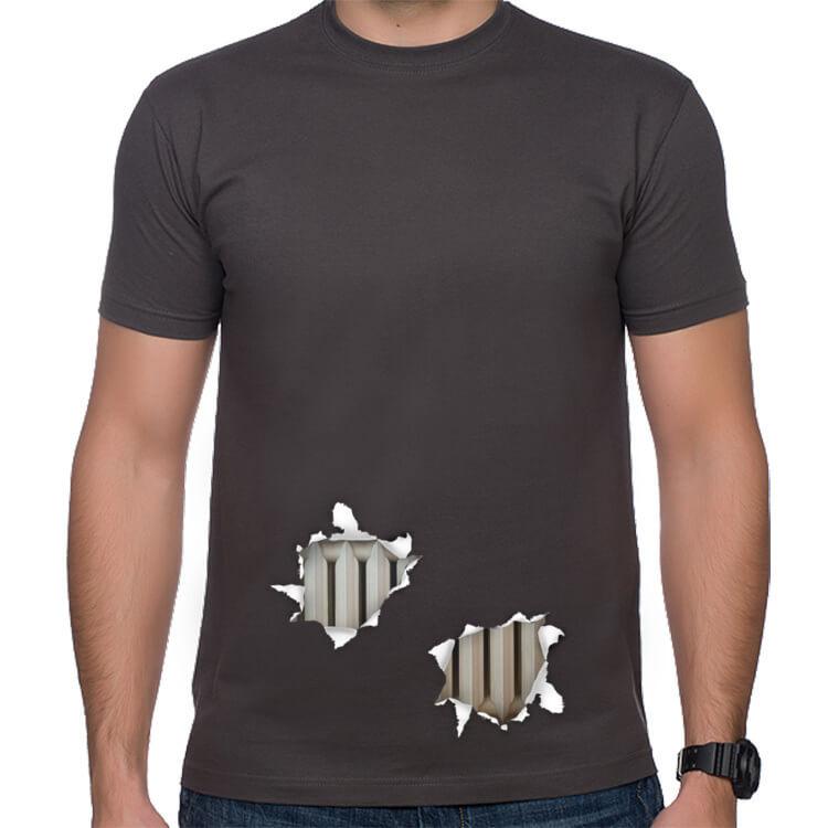 Koszulka Odsłonięty kaloryfer