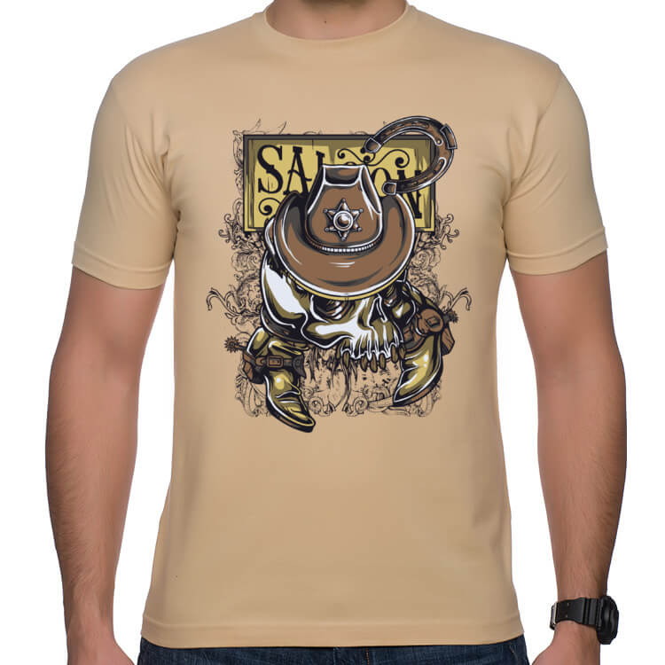 Koszulka kowbojska