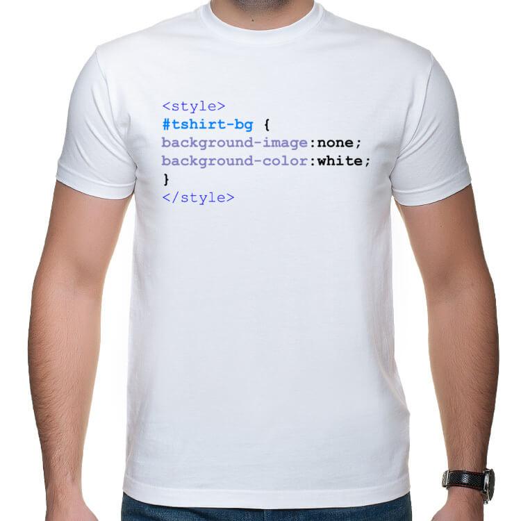 Koszulka Style CSS