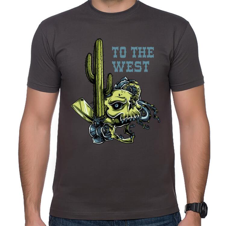 Koszulka Na zachód