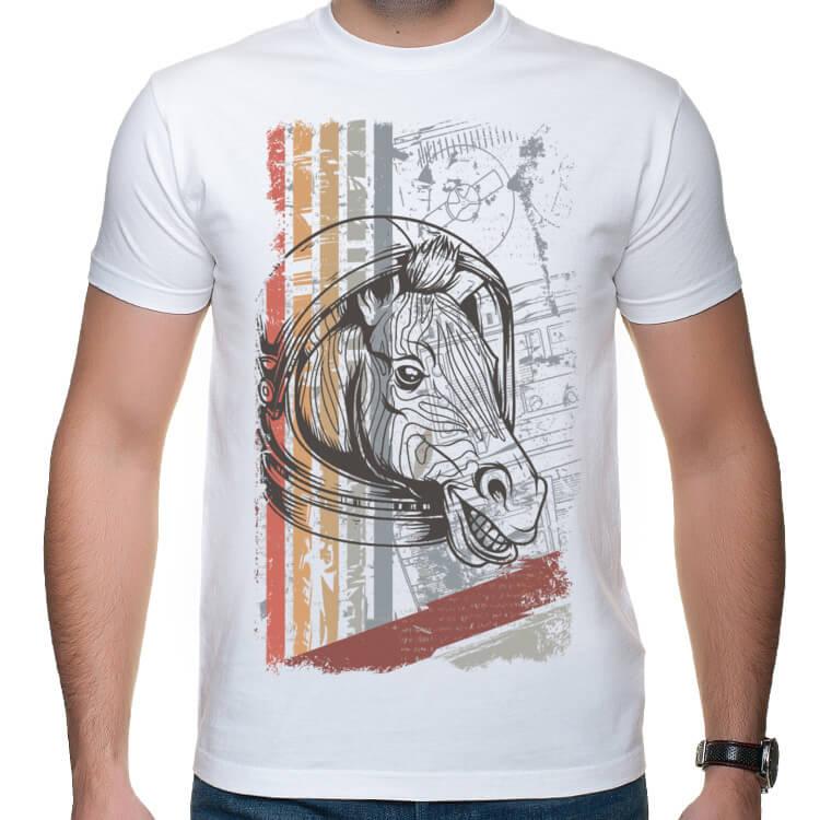 Koszulka z koniem