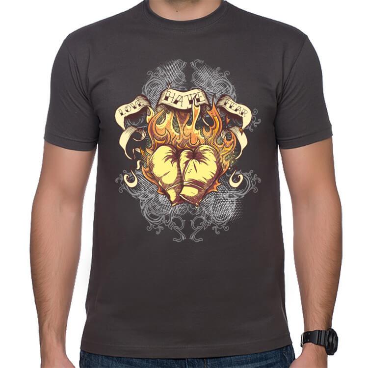 Koszulka Miłość, nienawiść, strach