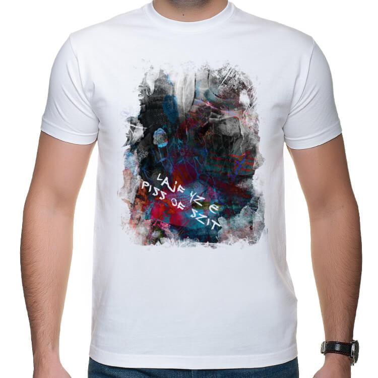 Koszulka Życie to syf