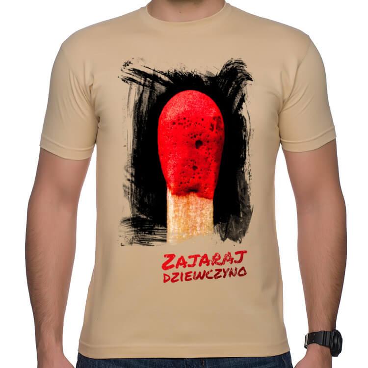 Koszulka Zajaraj dziewczyno