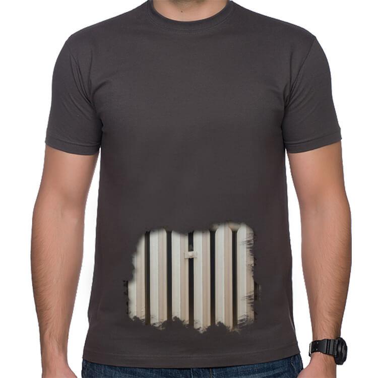 Koszulka Kaloryfer / Sześciopak