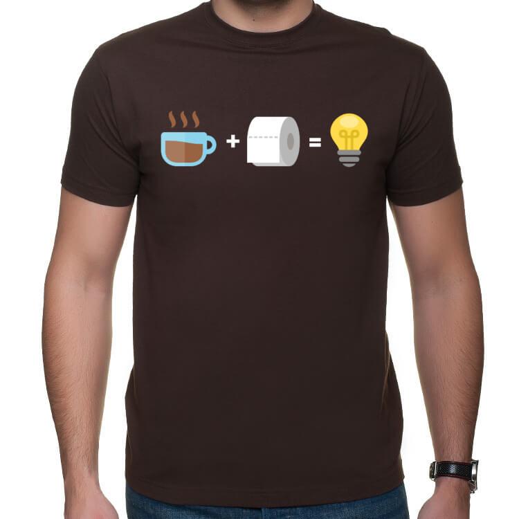 Koszulka z pomysłem
