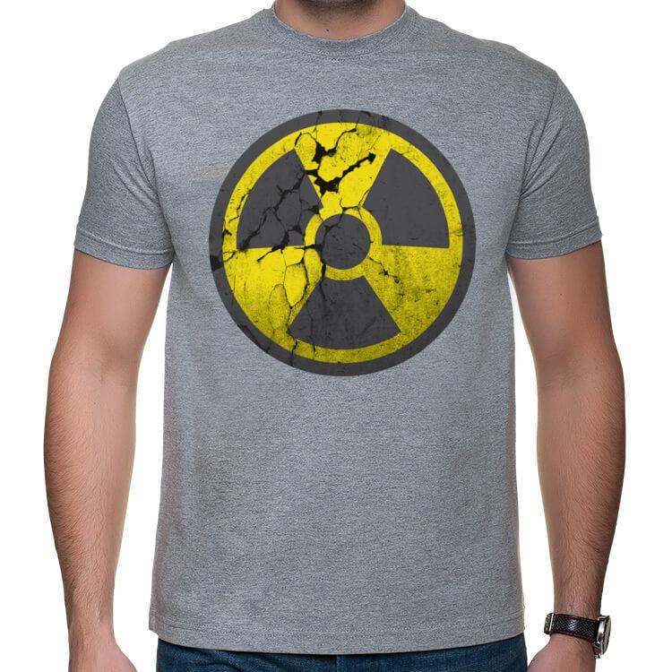 Koszulka Nuklearne zagrożenie