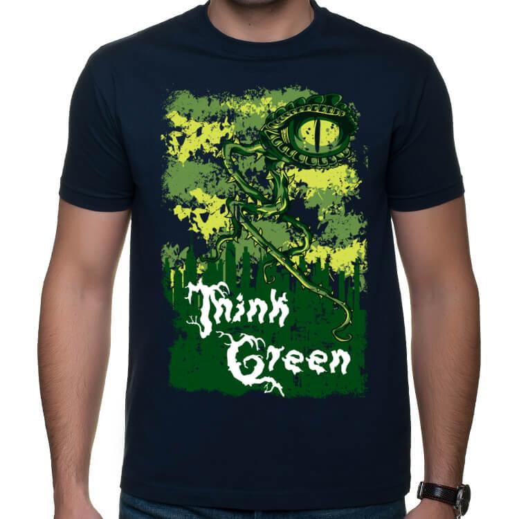 Koszulka Myśl ekologicznie