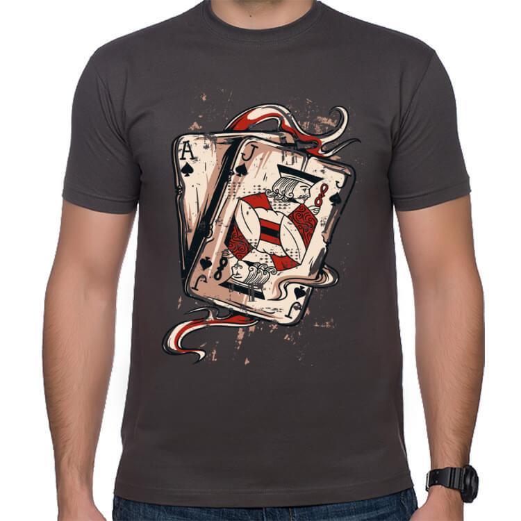 Koszulka pokerzysty