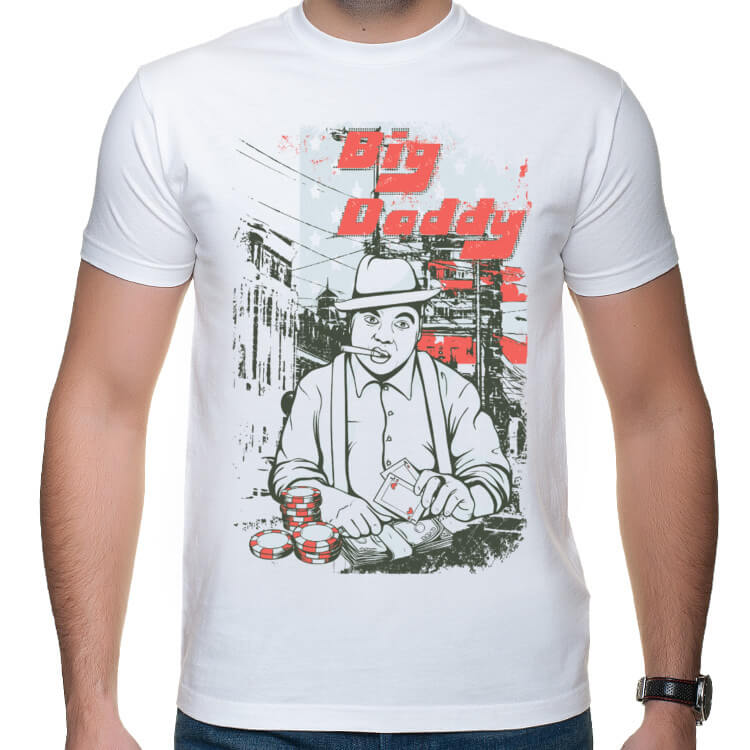Koszulka Duży tatko