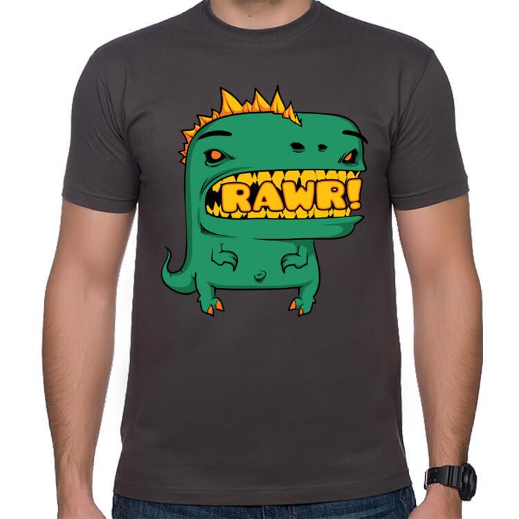 Koszulka męska RAWR!