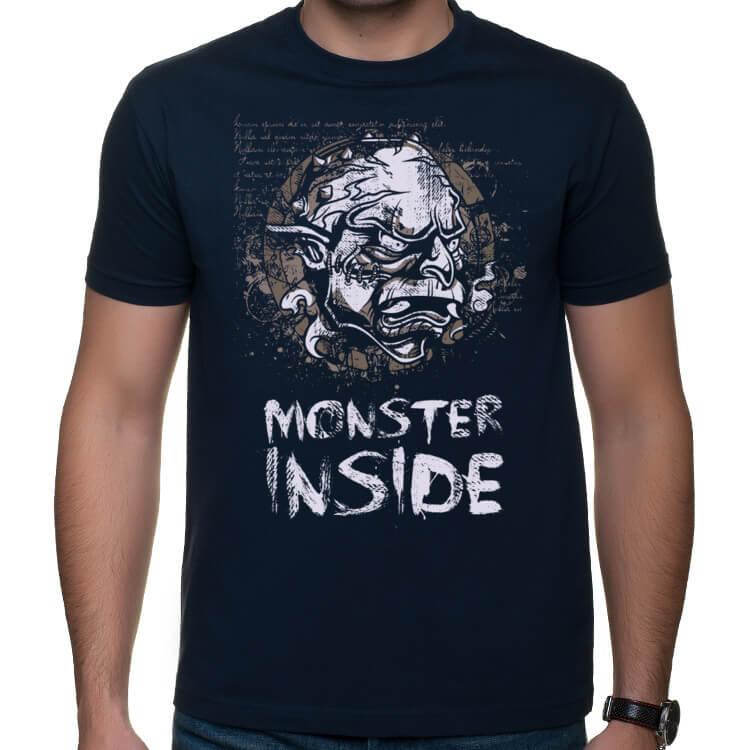 Koszulka Skrywam potwora