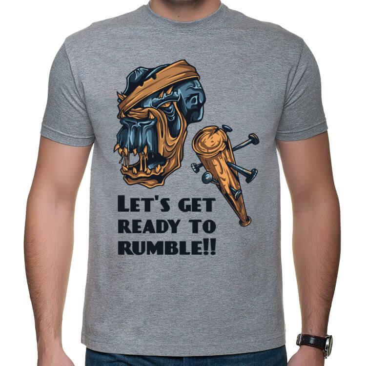 Koszulka Przygotuj się na bęcki