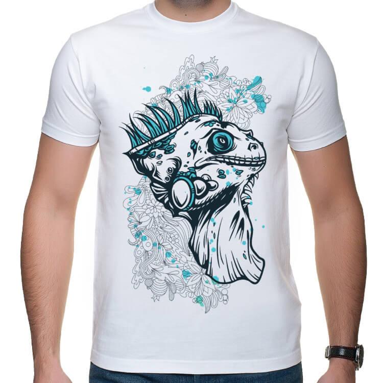 Koszulka Wielki Jaszczur