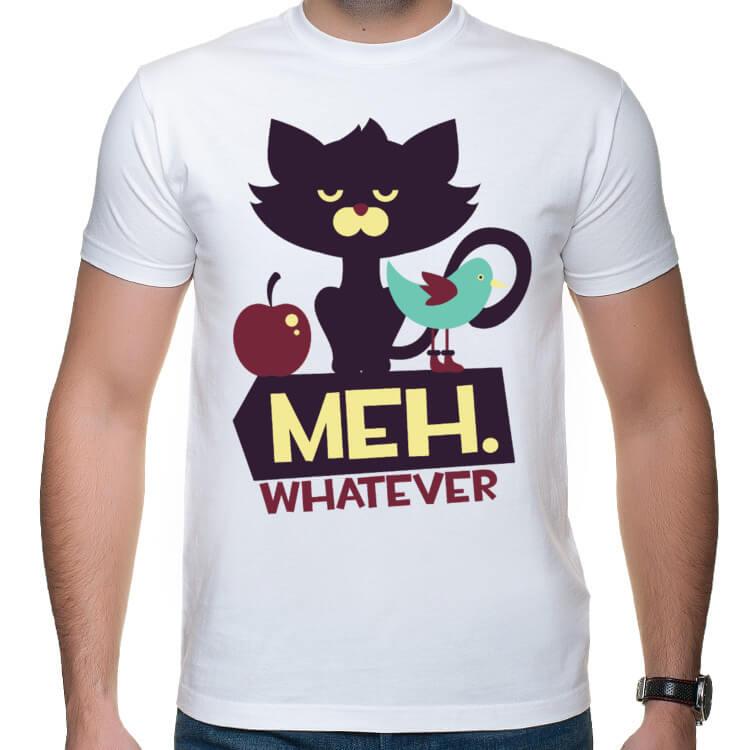 Koszulka Meh. Whatever