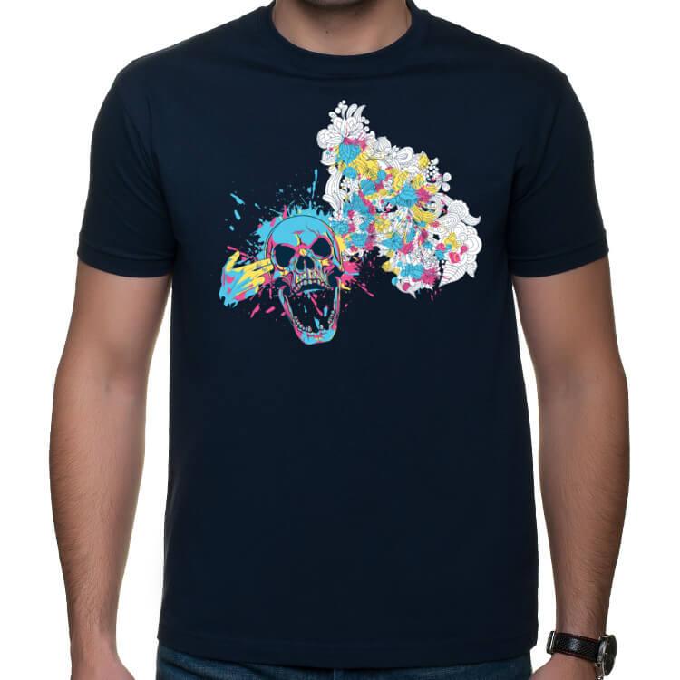 Koszulka męska Rozprysk radości