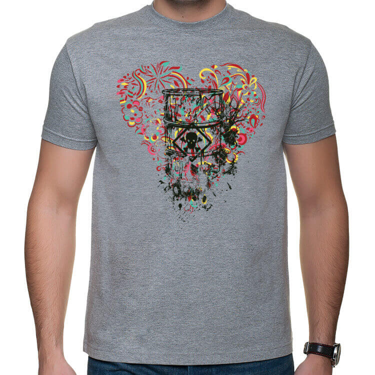 Koszulka męska Toxic Love