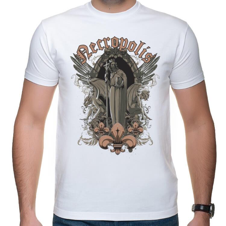 Koszulka Necropolis