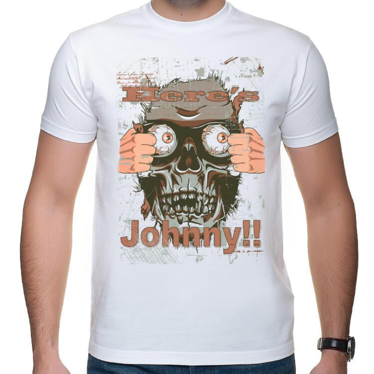 Koszulka męska Here's Johny
