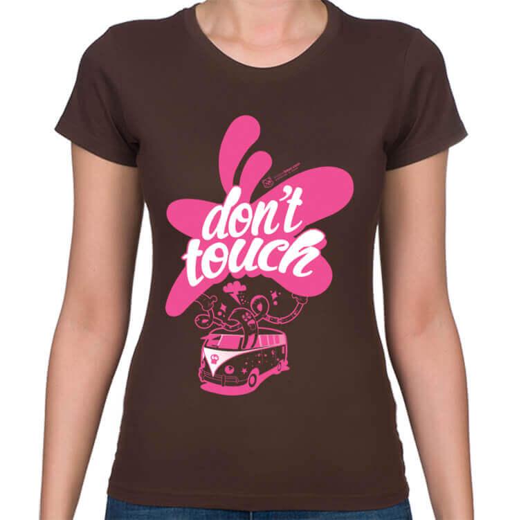 Koszulka Don't touch