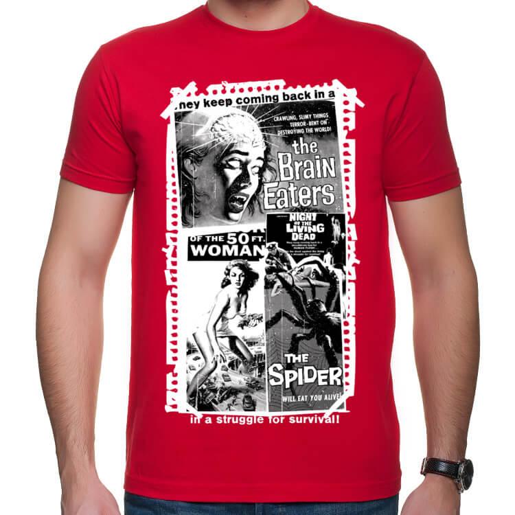 Koszulka Horror Invasion
