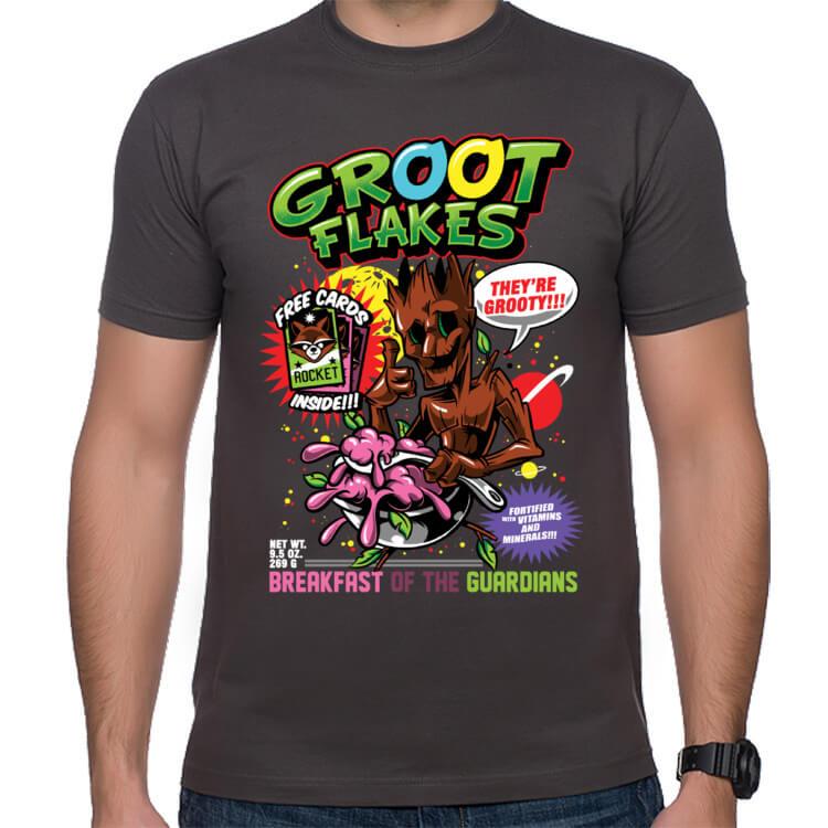 Koszulka Groot flakes