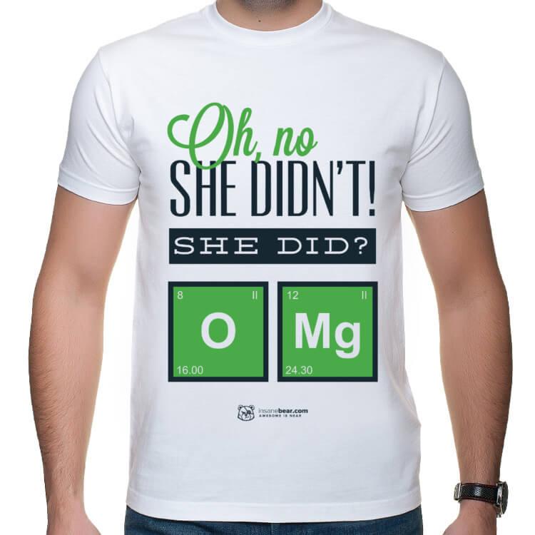 Koszulka OMG