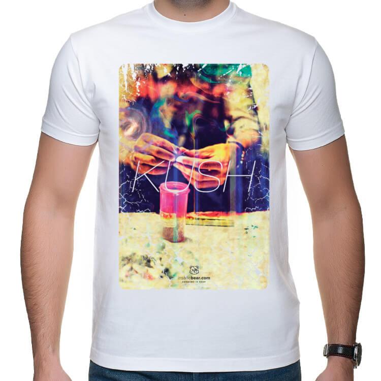 Koszulka Kruszę, bakam, palę