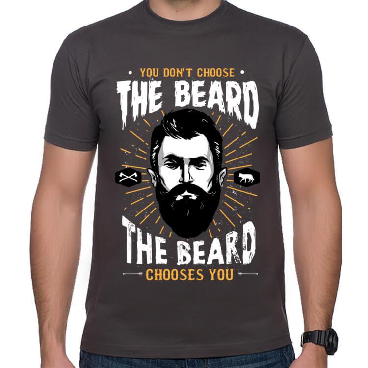 Koszulka dla brodaczy