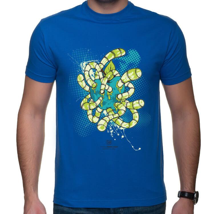 Koszulka Robaczywe jabłko