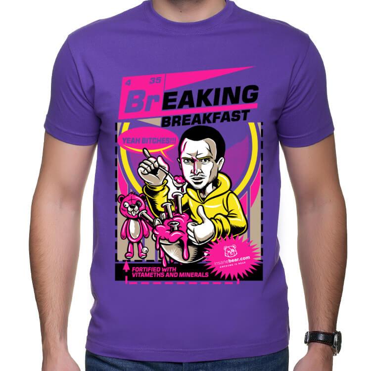 Koszulka Breaking Breakfast