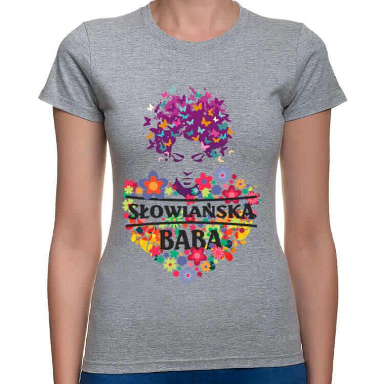 Koszulka Słowiańska Baba