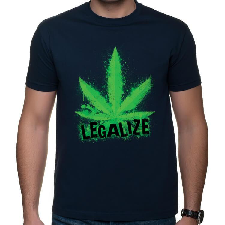 Koszulka Legalize Marijuana