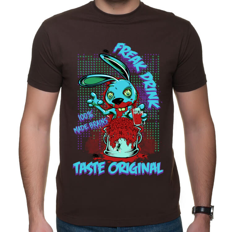 Koszulka Freak Drink