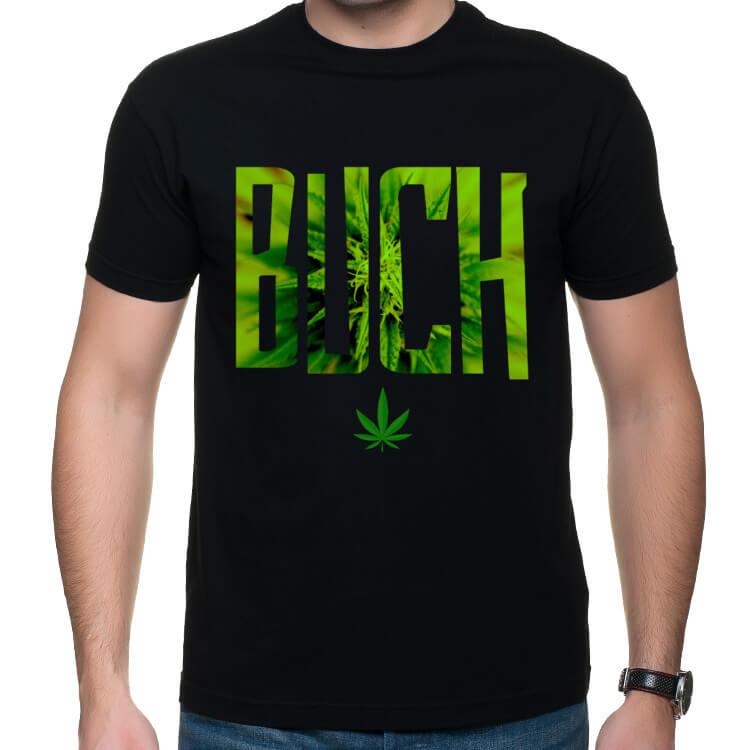 Koszulka Buch marihuany
