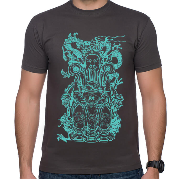 Koszulka z Buddą