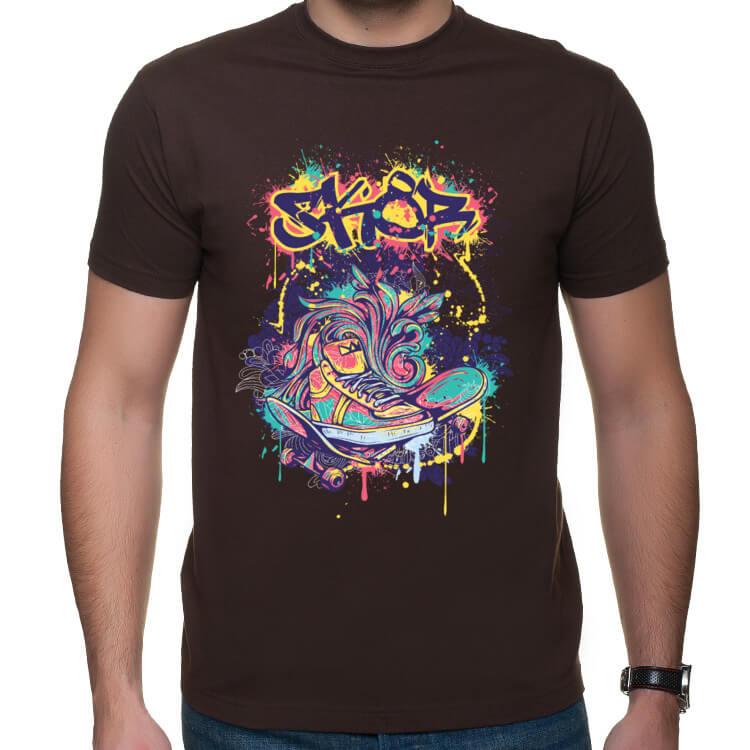 Koszulka SK8R