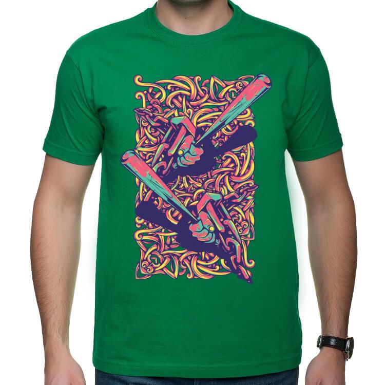 Koszulka Kije bejsbolowe