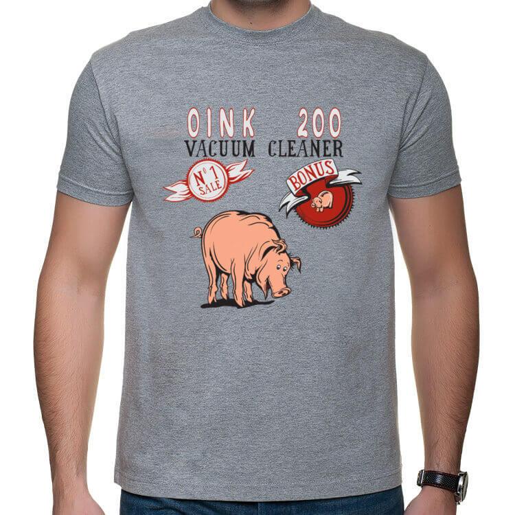 Koszulka dla szowinistycznej świni