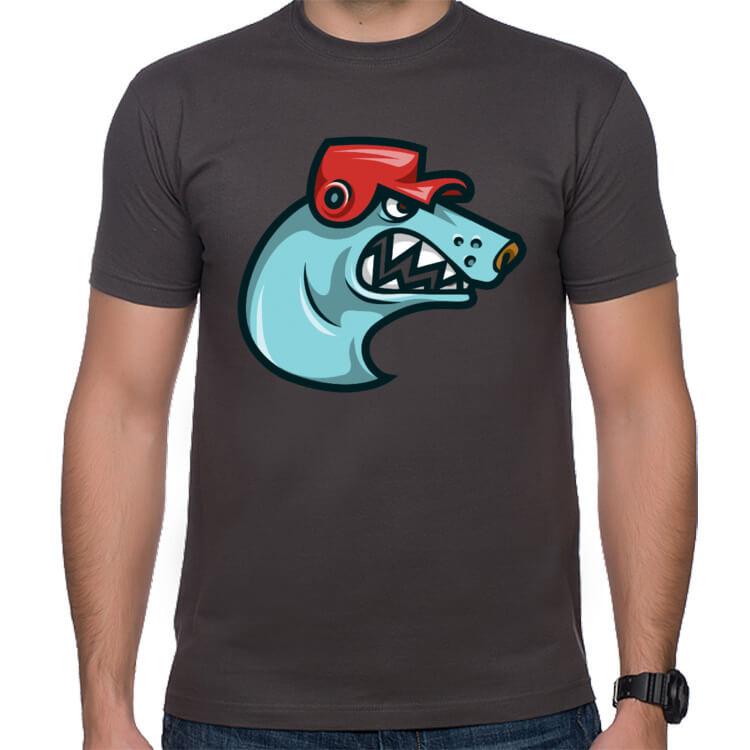 Koszulka Groźne zwierzę