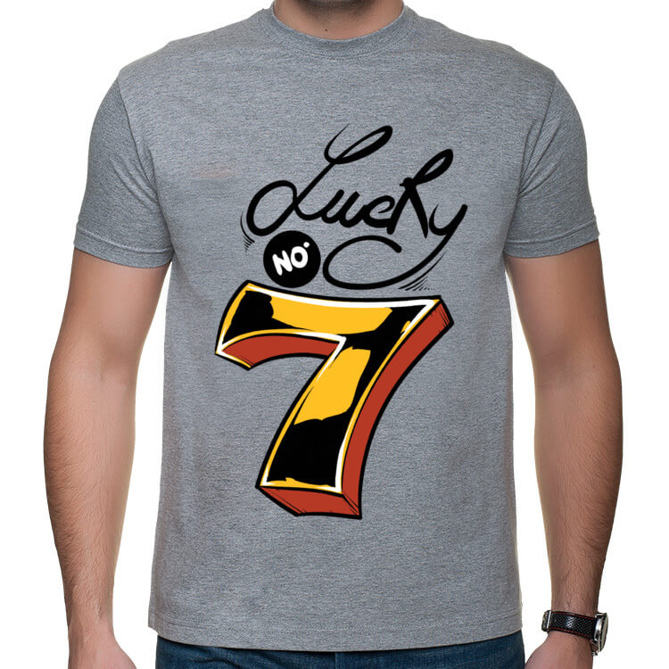 Koszulka Szczęśliwa siódemka
