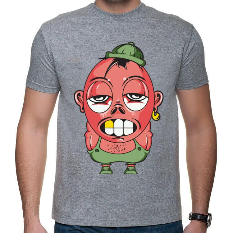 Koszulka wyluzowany koleś