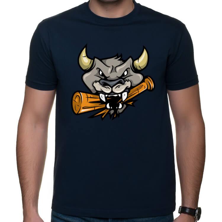 Koszulka Agresywny byk