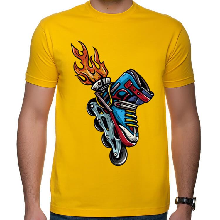Koszulka do jazdy na rolkach