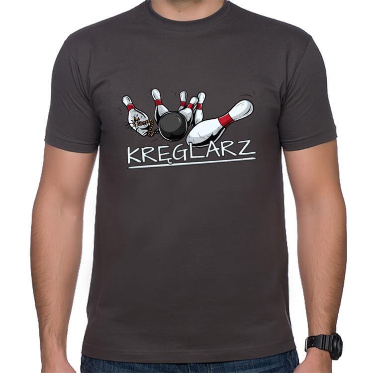 Koszulka do gry w kręgle